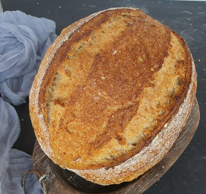 Chrumkavý chlieb