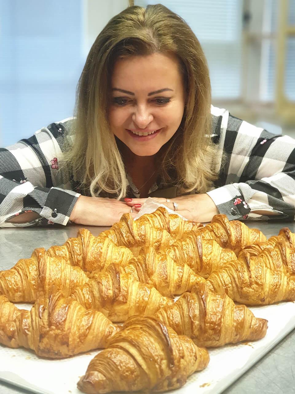 Dokonalé Croissanty