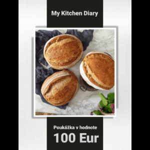 Poukážka v hodnote 100 Eur