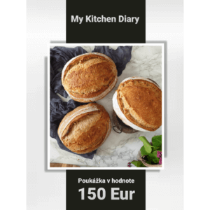 Poukážka v hodnote 150 Eur