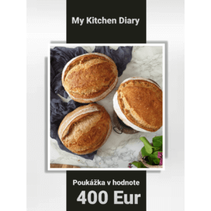 Poukážka v hodnote 400 Eur