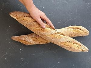 Individuálny interaktívny online kurz pečenia slaného pečiva, bagiet, žemlí