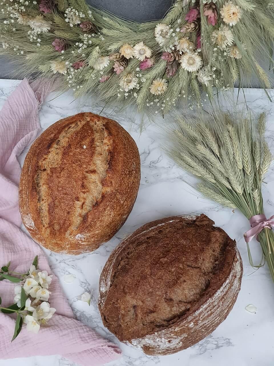 Moje základné chleby