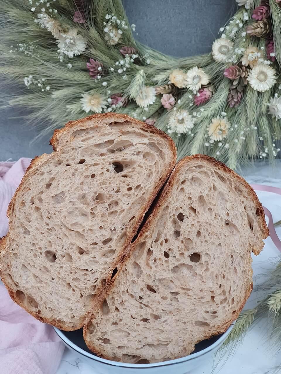 Kefírový chlieb