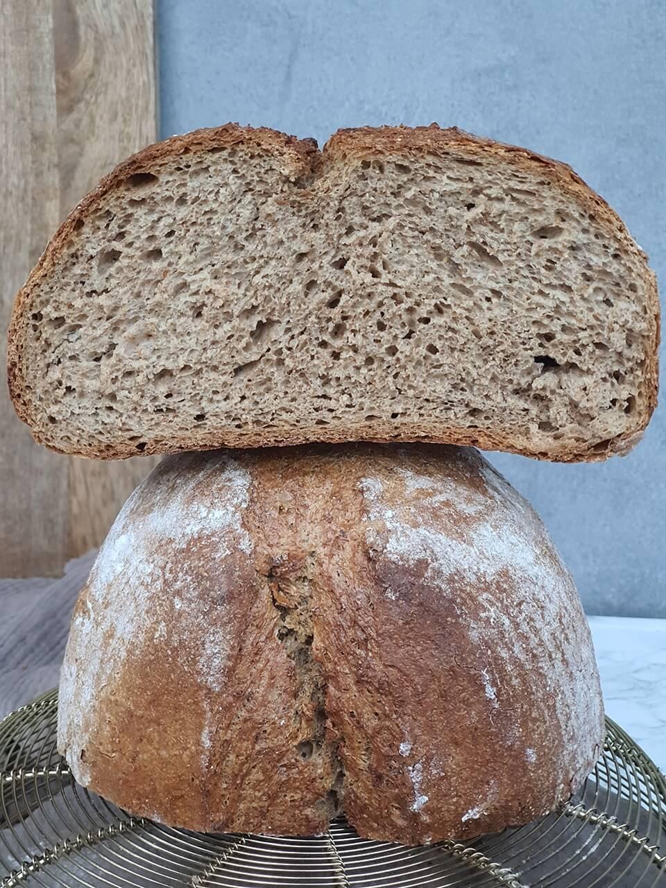 Chlieb z cereálnej zmesi Molino Cosma