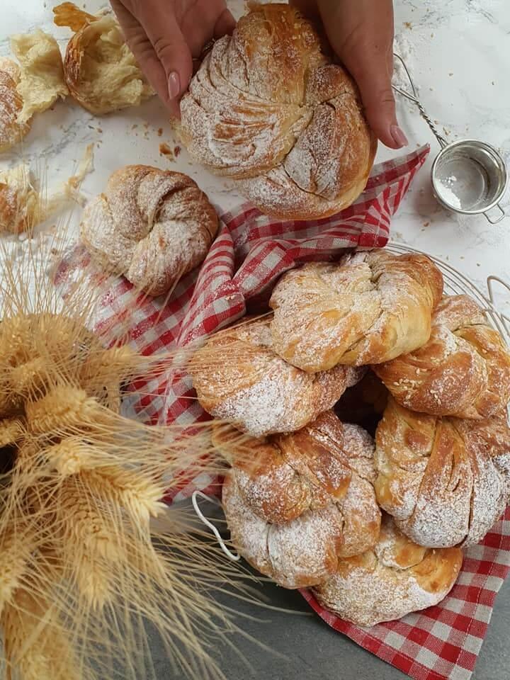 Maslová Francúzska Brioška