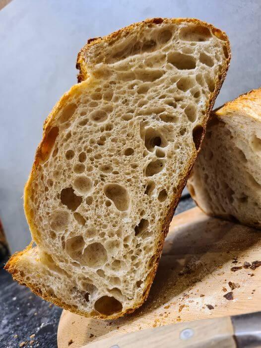 Pšeničný pivový chlieb