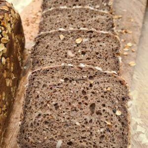 Príprava a spracovanie ražného chleba